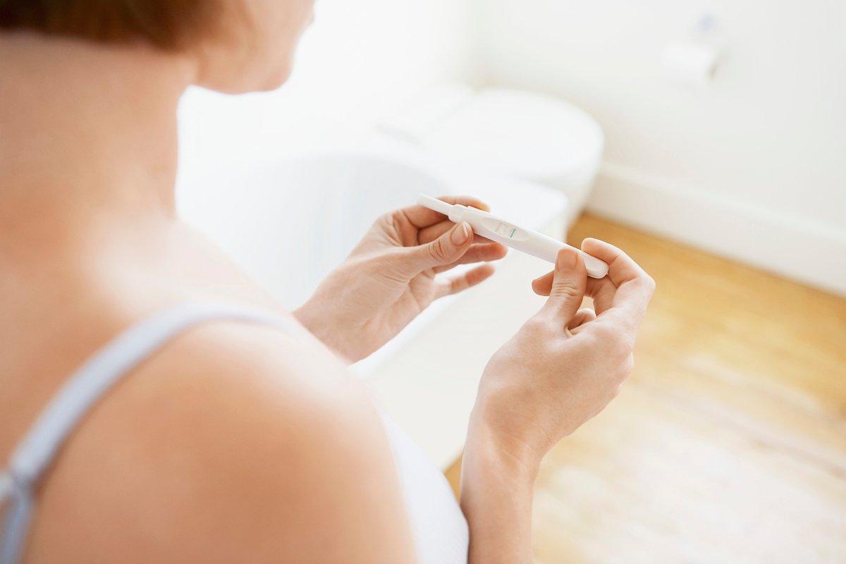 контрацептивы положительный тест